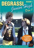 Degrassi Junior High - Season 2: Disc 1