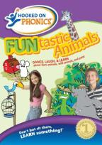 Hooked on Phonics - FUNtastic Animals
