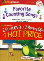 Baby Genius: Favorite Counting Songs/Baby Animals