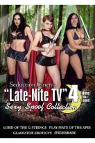 "Seduction Cinema ""Late-Nite TV"" Sexy Spoof Collection"