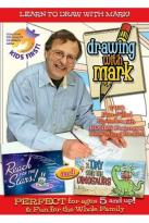 Drawing with Mark: Reach for the Stars!/A Day with the Dinosaurs