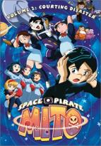 Space Pirate Mito Vol. 2: Courting Disaster