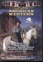 Great American Western - Vol. 32 - 4 Movies