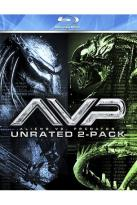 Alien VS Predator 1 & 2