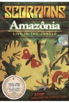 Scorpions: Amazonia - Live in the Jungle