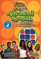 Standard Deviants - Advanced Spanish Module 4: Spanish Prepositions