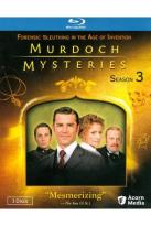 Murdoch Mysteries: Season Three
