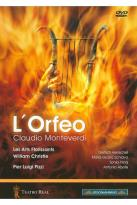 L' Orfeo (Teatro Real de Madrid)