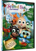 Wild Animal Baby Explorers: Learn and See!
