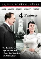 Silver Screen Series Vol.6 - 4 Feature Films