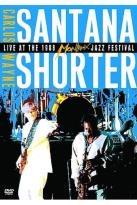 Carlos Santana & Wayne Shorter - Live at the Montreaux Jazz Festival