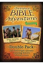 Awesome Bible Adventures, Vol. 2: Jesus Amazing Miracles/David's Mighty Battle