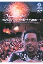 Candido Fabre - Make Poverty History Concerts