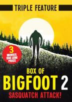 Box of Bigfoot 2: Sasquatch Attack!