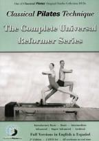 Classical Pilates Technique - The Complete Universal Reformer Series