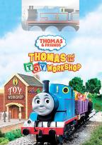 Thomas & Friends - Thomas and the Toy Workshop