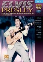 Guitar Play Along: Elvis Presley Vol. 21