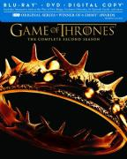 Game Of Thrones - The Complete Second Season