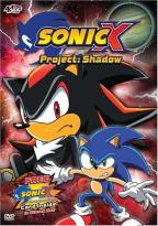 Sonic X - Vol. 8: Project: Shadow
