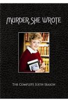 Murder She Wrote - The Complete Sixth Season