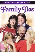 Family Ties - The Complete Second Season