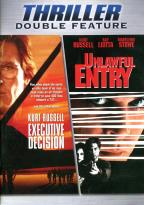 Executive Decision/Unlawful Entry