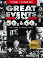 Great Events Of The 50S & 60S