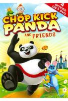 Chop Kick Panda and Friends