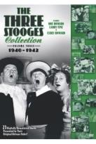 Three Stooges Collection - Vol. 3: 1940 - 1942