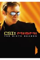CSI: Miami - The Complete Sixth Season