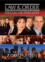 Law &amp; Order: Special Victims Unit - The Second Year