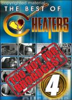 Cheaters Too Hot For Broadcast 4