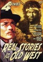 Real Stories of the Old West - Four Movies on Two DVDs