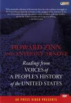 Howard Zinn and Anthony Arnove Reading from Voices of a People's History of the United States