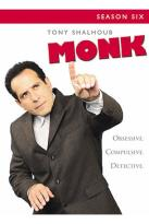 Monk - The Complete Sixth Season