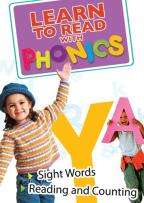 Learn To Read With Phonics - Volume 3: Sight Words/Reading And Counting