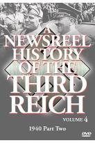 Newsreel History Of The Third Reich - Volume 4