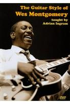 Adrian Ingram: The Guitar Style of Wes Montgomery