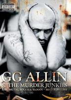 GG Allin - Raw, Brutal, Rough & Bloody: Best of 1991 Live