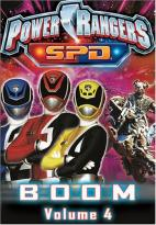 Power Rangers S.P.D. Vol. 4: Boom