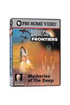 Alan Alda In Scientific American Frontiers-Mysteries Of The Deep