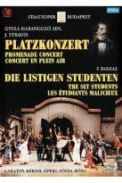 J. Strauss Jr. - Promenade Concert; F. Farkas - The Sly Students