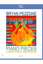 Brian Pezzone: Piano Pieces from Mozart, Schubert, Elgar &amp; Pezzone