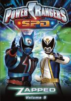 Power Rangers S.P.D. Vol. 5: Zapped