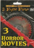 3 Fright Flicks