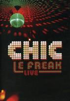 Chic - Le Freak Live