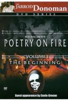 Poetry on Fire - Volume 1: The Beginning