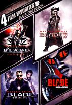 Blade Collection: 4 Film Favorites