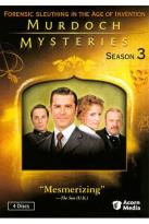 Murdoch Mysteries - The Complete Third Season