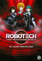 Robotech: The Masters Saga - The Second Robotech War
